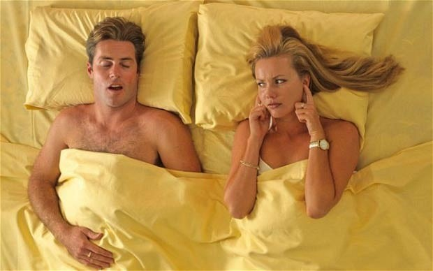 snoring and cancer