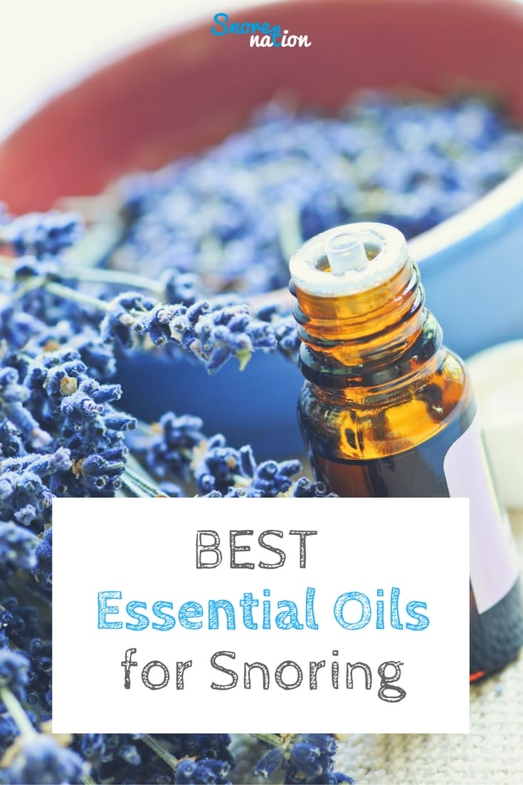 BEST Essential Oils For Snoring