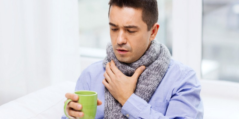 Serious snoring causes sore throat