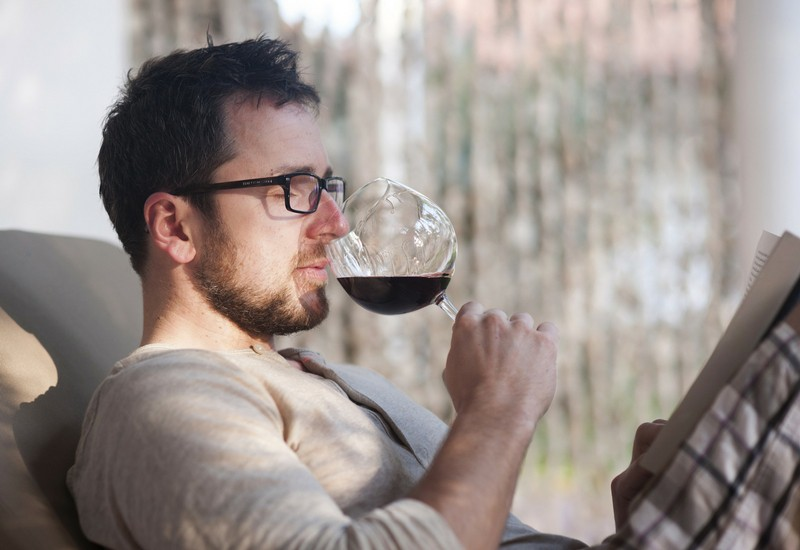 Alcohol contributes to sleep issues