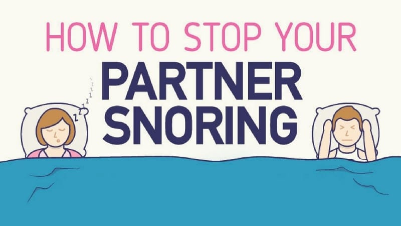 How to Stop Snoring – Infographic (1)