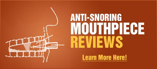 Snoring Mouthpiece and Mouth Guard Reviews