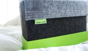 smart nora pillow box